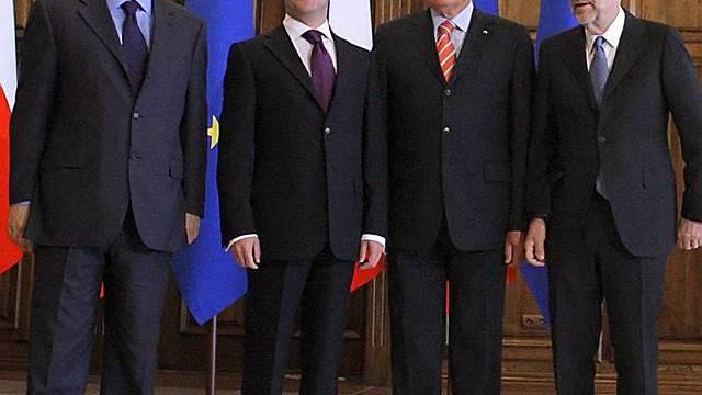 Verhandlungsdelegation Russland-EU