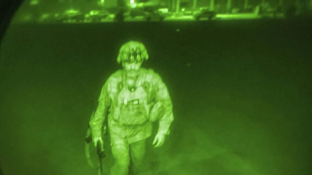 US-Truppen sind raus aus Afghanistan