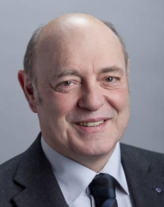 Ulrich Giezendanner (SVP) stimmt gegen weniger Finanzausgleich für den Aargau.