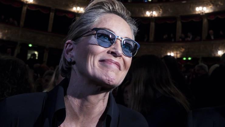 Die US-Filmschauspielerin Sharon Stone soll vor der Schlichtungsbehörde in St. Moritz erscheinen (Archivbild).