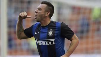 Von Inter zu Parma: Antonio Cassano