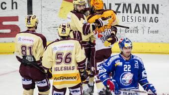 Der ZSC verliert das Auftaktspiel gegen Servette Genf in den Playoff-Halbfinals