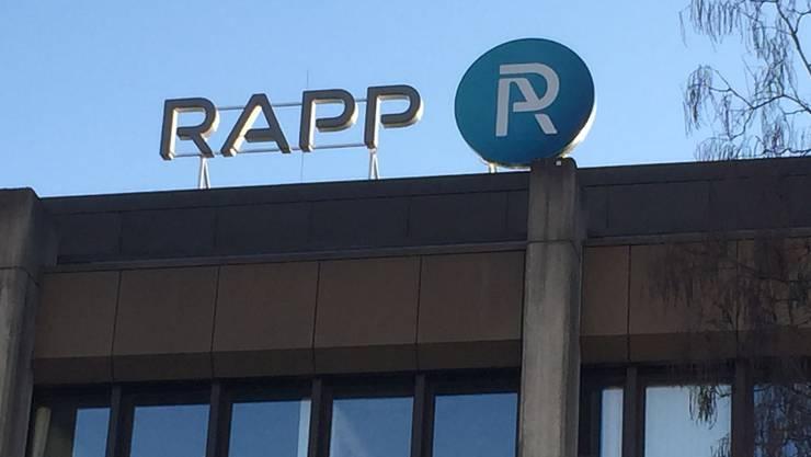 Rapp-Gruppe mit gesteigertem Umsatz. (Archivbild)