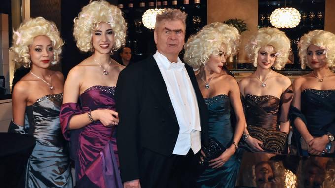 alexander mavrin blonde modelle