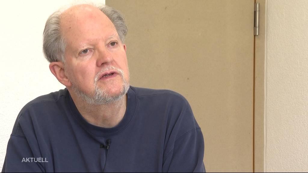 Polizistenschreck: Peter Hans Kneubühl zu seiner drohenden Verwahrung