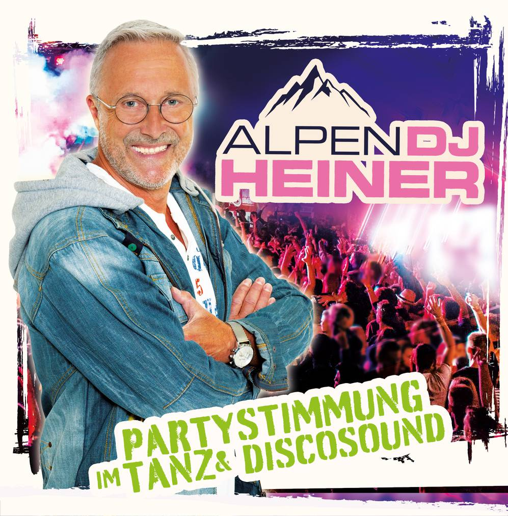 CDVS Alpen-DJ Heiner