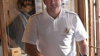 Expeditionsleiter Rob Mc Callum