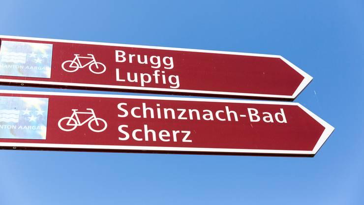 Ob Brugg und Schinznach-Bad in Zukunft als eine Gemeinde unterwegs sind, hat der Souverän in der Hand.