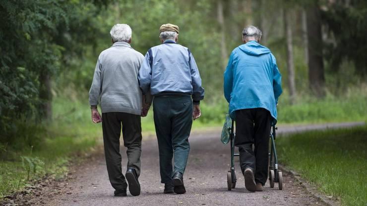 Erstmals haben die Schweizer die weltweit höchste Lebenserwartung - Japan wurde überholt