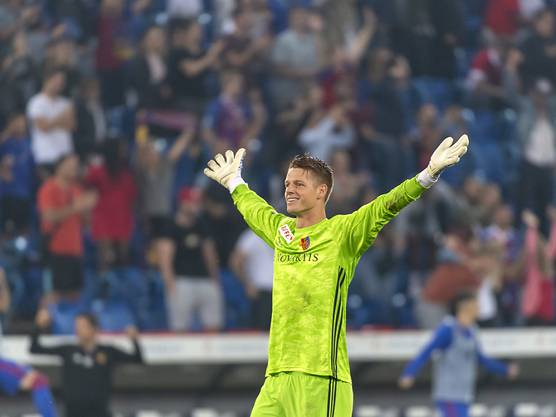 Ein starker Rückhalt: Goalie Jonas Omlin.