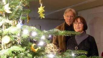 Erwin und Brigitte Knoblauch.