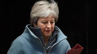 Die britische Premierministerin Theresa May soll bis Ende Juni zurücktreten.