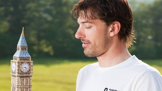 100 Prozent für London: Dennoch bleiben die Olympischen Spiele für Fabian Cancellara ein Balanceakt.