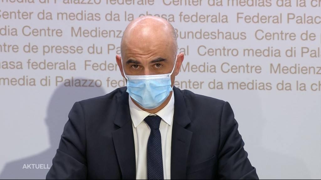 Bundesrat kündigt grosse Lockerungen ab Ende Mai an