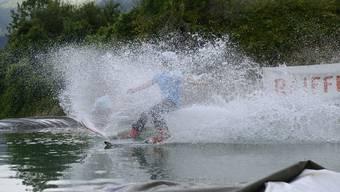Waterslide-Contest des Skiclub Selzach