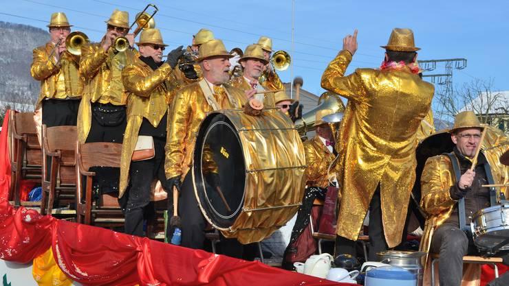 Die Goldies feiern ihr 10-jähriges Bestehen