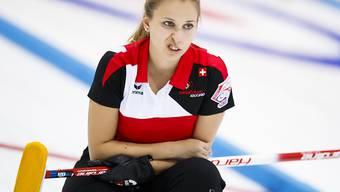Skip Elena Stern ist enttäuscht, kann die WM-Absage aber verstehen