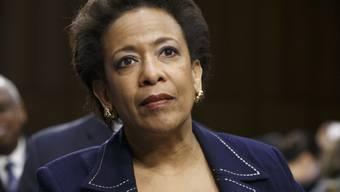 Loretta Lynch ist die neue Justizministerin der USA (Archiv)