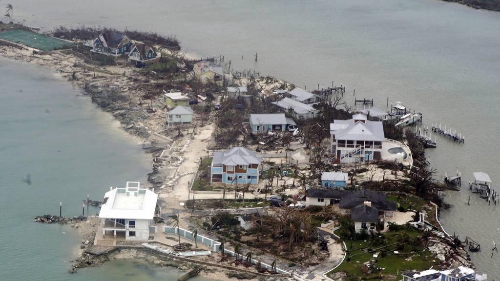 Verwüstung auf Bahamas nach «Dorian»
