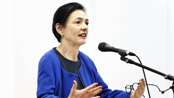 Die CVP-Politikerin Marianne Binder ärgert sich über die Auslegung der Regel. Nun will sie gegen diese vorgehen.