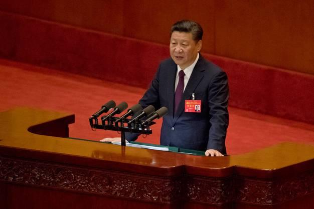 Grosser Fussballfan: Chinas Präsident Xi Jinping.