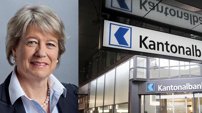 Corina Eichenberger tritt per sofort als Bankrätin der Aargauischen Kantonalbank zurück.