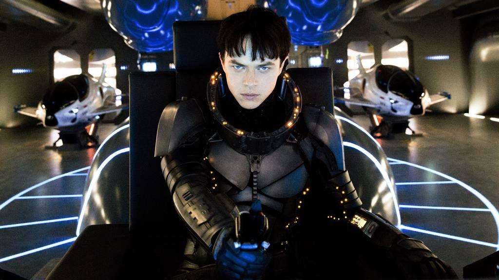 Kinotipp: Valerian - Die Stadt der tausend Planeten