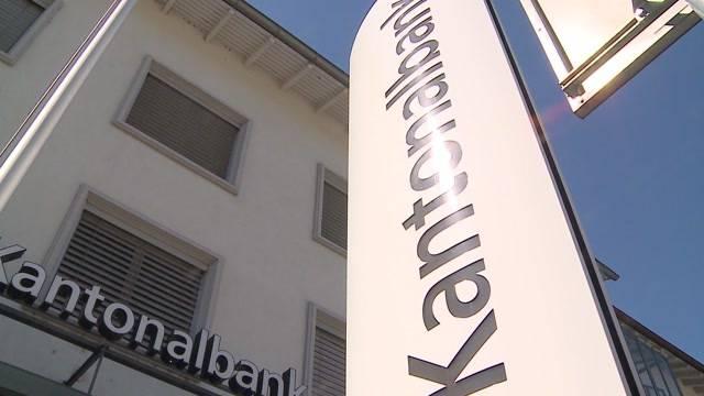 Banküberfall in Wildegg