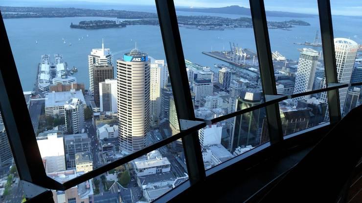 Platz 4: Dubai - Auckland, 14'193 Kilometer, Flugzeit: 16 Stunden 5 Minuten, Emirates