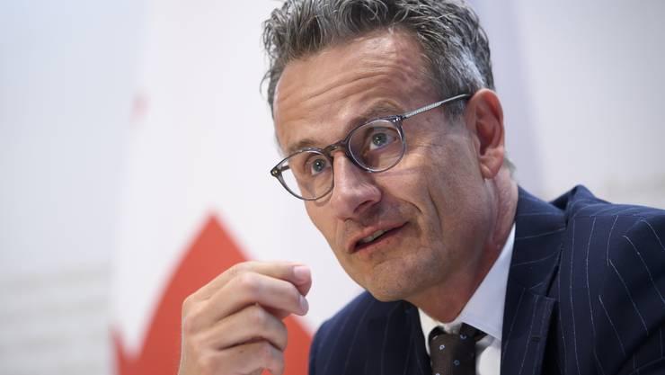 Matthias Remund istseit dem 1. April 2005 Direktor des Bundesamts für Sport (Baspo).
