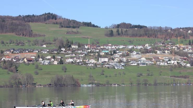 Ein beliebtes Erholungsgebiet der Aargauer