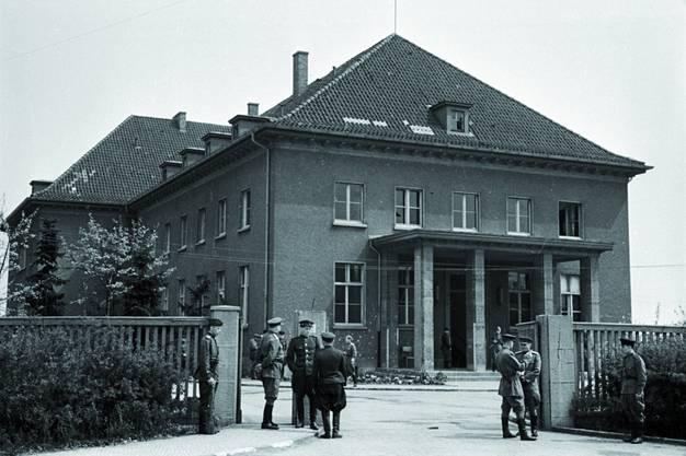 Das Haus in Berlin-Karlshorst, wo die Kapitulation unterzeichnet wurde. (Bild: Museum Berlin-Karlshorst)