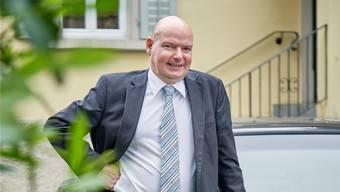 Bruno Rudolf, 52, ist Manager IT & Telecommunication in einem KMU.