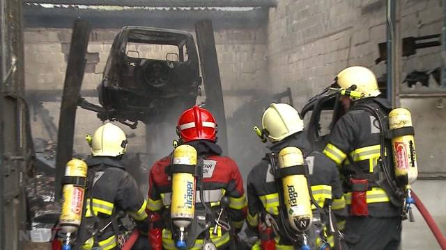 Brand in Wiedlisbach