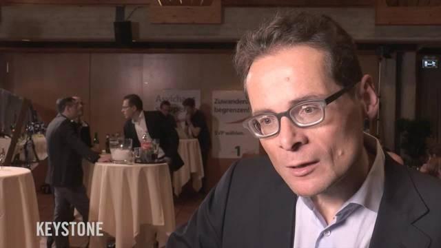 Roger Köppel: «Es ist eine Riesen-Verpflichtung»