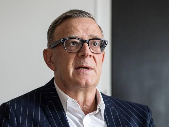 Peter Triner ist seit dem 1. Januar 2019 Manager der Mall of Switzerland.