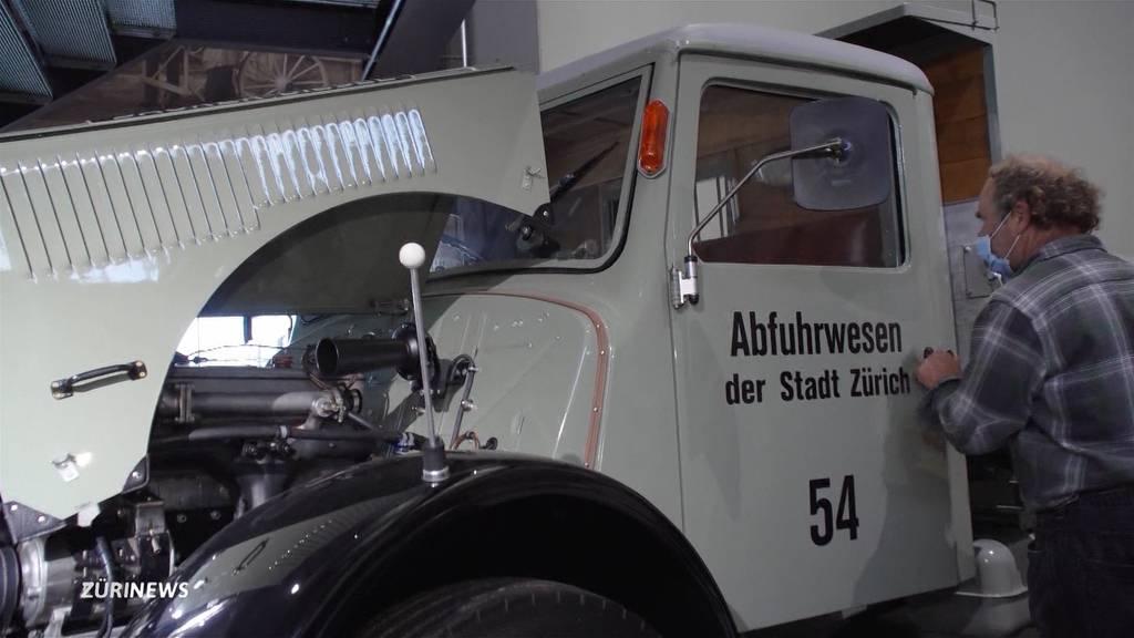 ERZ-Oldtimer-Sammlung wird für über 100'000 Franken versteigert
