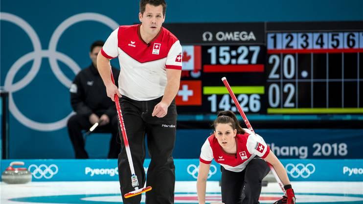 Weiter! Immer weiter! Ohne Curling wäre Olympia nur halb so spannend.