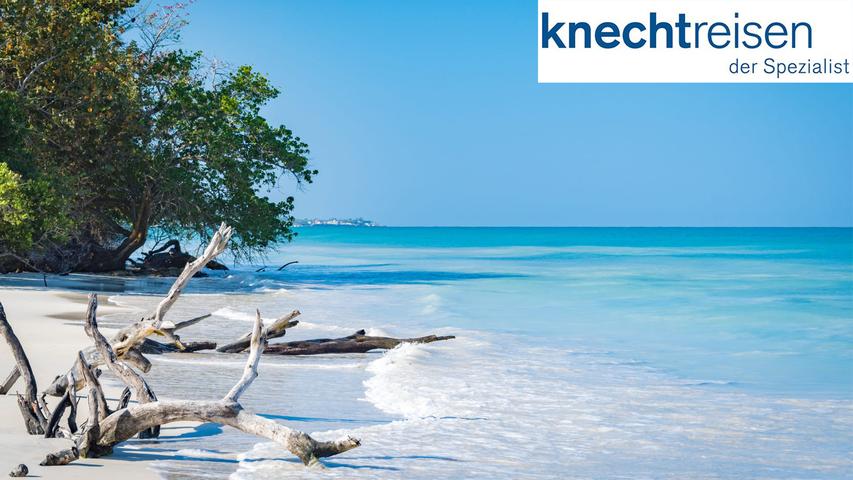 Gewinne eine Woche Strandferien auf Jamaika