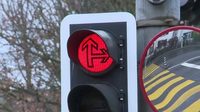 Neue Verkehrsregel für Velofahrer?