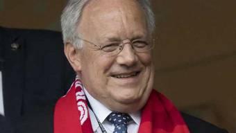 Vor allem von Ballsport und Rudern begeistert: Bundespräsident Johann Schneider-Ammann. (Archivbild)