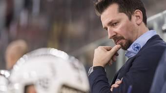 Lars Leuenberger ist der neue Cheftrainer des EHC Biel