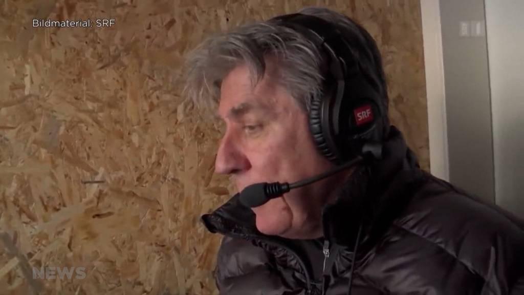 Legendärer Sport-Reporter geht in Pension: Bernie Schär zeigt, wo alles angefangen hat