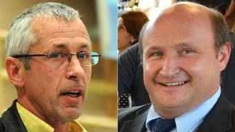 Wären zwei Kandidaten: Peter Brügger und Peter Hodel.