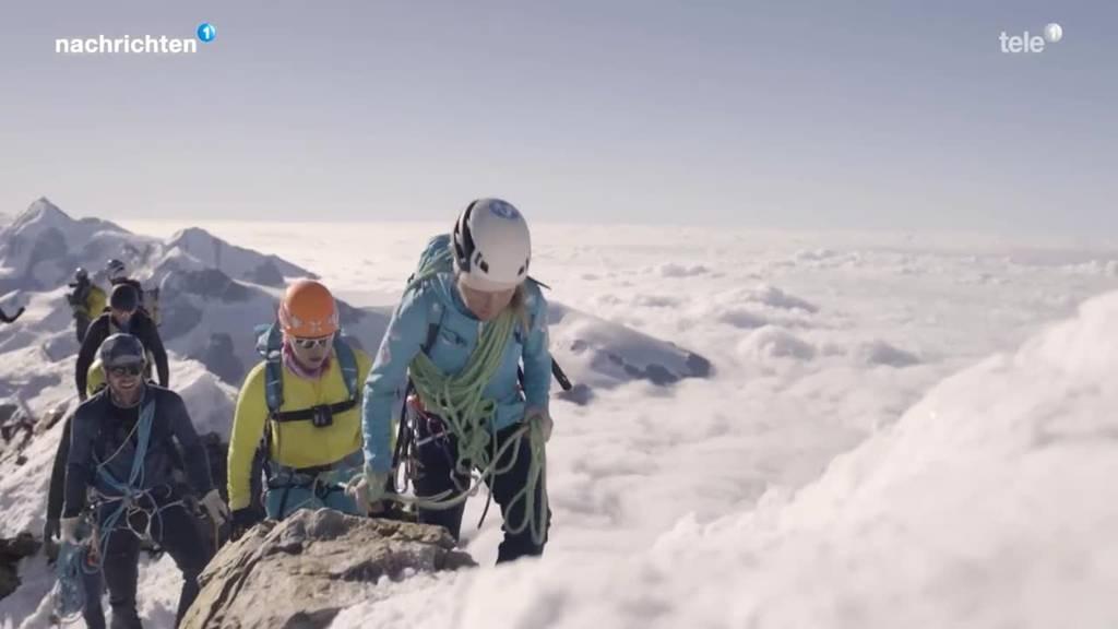 Matterhorn Besteigung Beatrice Egli Teil 2