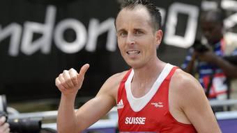Viktor Röthlin verpasst am Olympia-Marathon ein Diplom knapp
