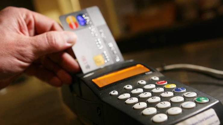 Am Mittwochmorgen gab es Beeinträchtigungen bei den Kartenzahlungen.