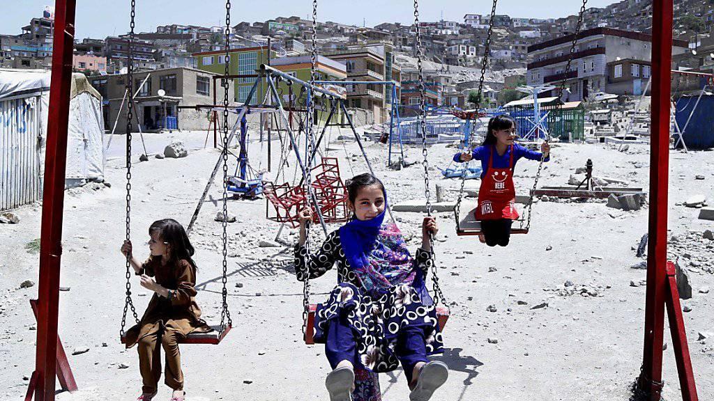 Uno: Rund vier Millionen afghanische Kinder gehen nicht zur Schule