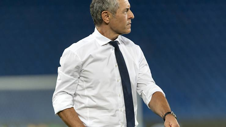 Abgang aus Basel: Spätestens am 30. August ist Kollers Zeit beim FC Basel abgelaufen