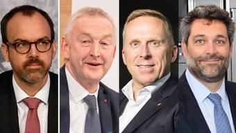 Wer wird neuer Swiss-Chef?